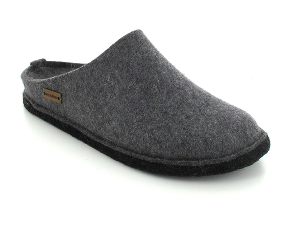 Large haflinger house slippers flair soft anthracite.311010 04a