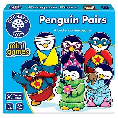 Large penguin pairs