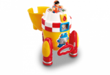 Small ronnie rocket ship space astronaut wow toys preschool plastic safe no batteries toy fun junction toys crieff perth perthshire scotland