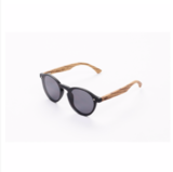 Small black lens paris eco sunglasses falmouth