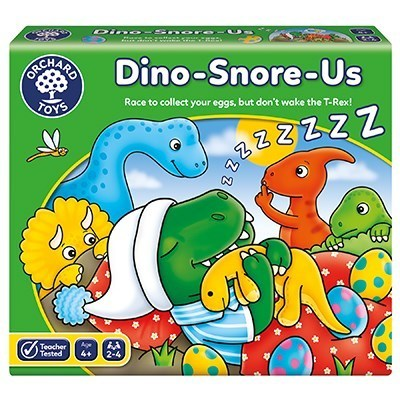 Large dino snore us