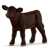 Small schleich fw black angus calf 13880