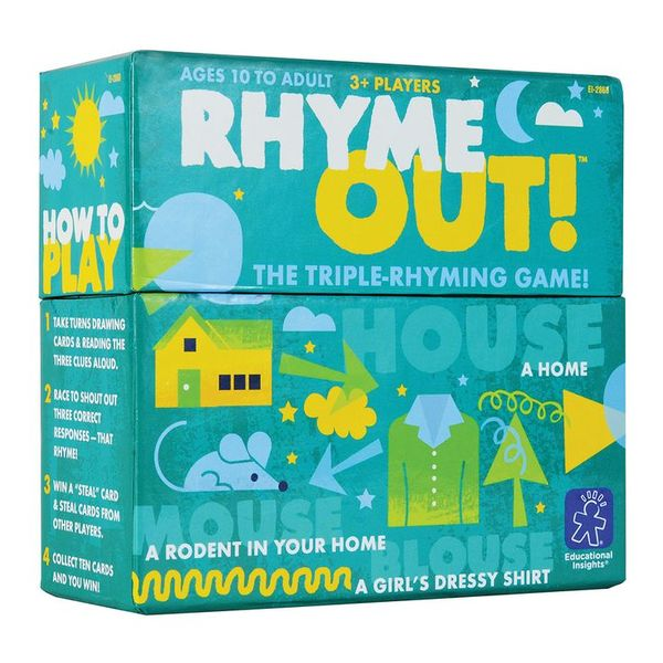 Large rhyme out by educational insights  learning resources