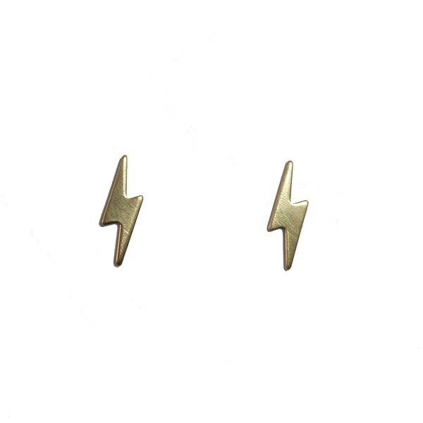 Large tiny lightning studs