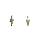 Small tiny lightning studs