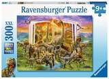 Small ravensburger fun junction toy shop perth crieff perthshire scotland jigsaw puzzle jig saw dinosaurs dinosaur 4005556129058 dino dictionary 300 xxl