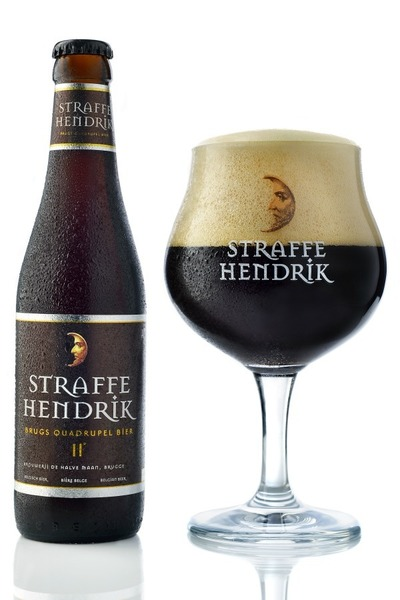 Large straffe hendrik quadrupel 33cl