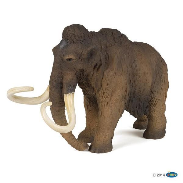 Large papo dino mammoth 55017