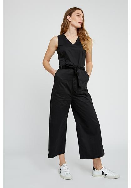 7571bf8d8a74 Judie Jumpsuit in Black Tencel   blink