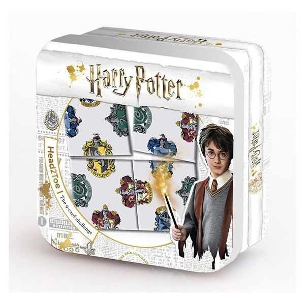 Large university games fun junction toy shop perth crieff perthshire scotland harry potter head to toe head2toe house symbols card puzzle