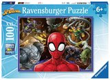 Small ravensburger fun junction toy shop perth crieff perthshire scotland jigsaw puzzle disney marvel fearless spiderman 100 xxl piece pieces