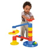 Small galt toys junior ball run marble run for younger children preschool fine motor baby fun junction toy shop crieff perth scotland