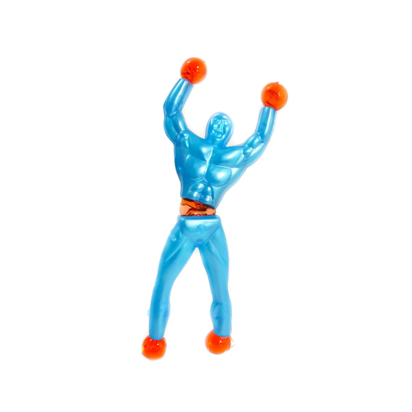 Large house of marbles fun junction toy shop perth crieff perthshire scotland pocket money sticky man wall crawler gel hands and feet