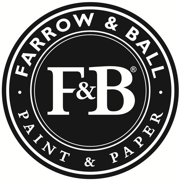 Large farrow  ball logo