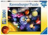 Small ravensburger fun junction toy shop perth crieff perthshire scotland jigsaw puzzle jig saw solar system 300xxl