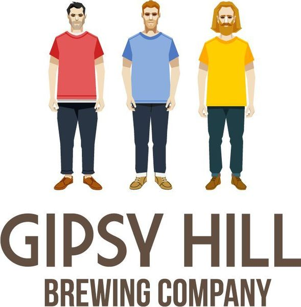 Large gipsy hill brewing co.logo