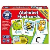 Small alphabet flashcards