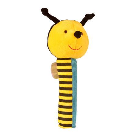 Large squeekaboos bee