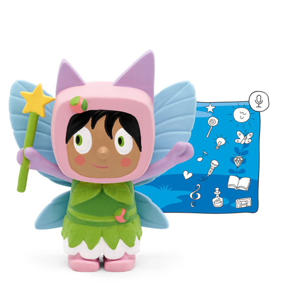 Large creative tonie tonies record your own audio message toy fairy