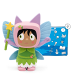 Small creative tonie tonies record your own audio message toy fairy