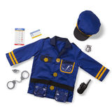 Small fun junction toy shop scotland melissa doug dress up costume pretend play police officer