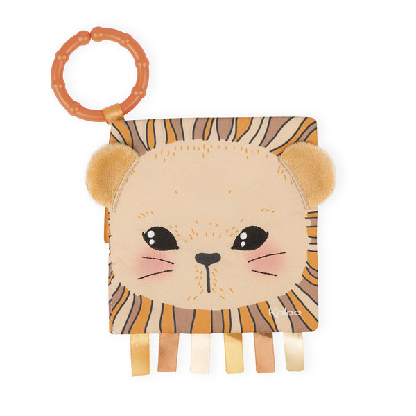 Large kaloo fun junction toy shop perth crieff perthshire scotland kaloo activity book the curious lion soft book tags 4895029627835