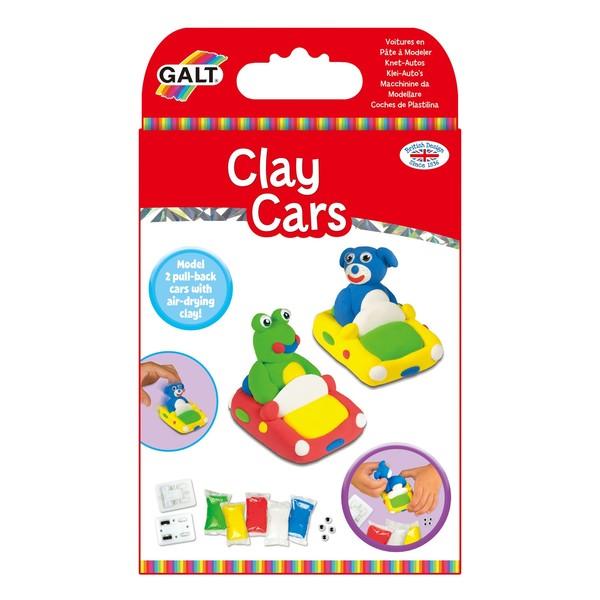 Large galt clay cars