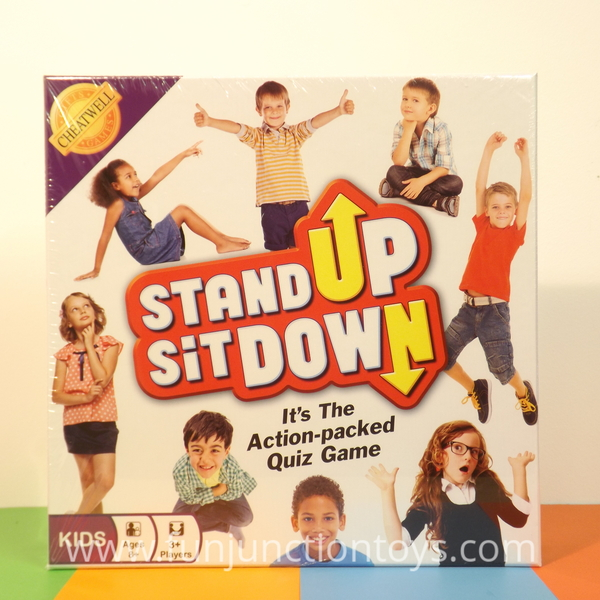 Large cwg stand up sit down  w