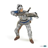 Small papo medieval blue crossbowman 39753