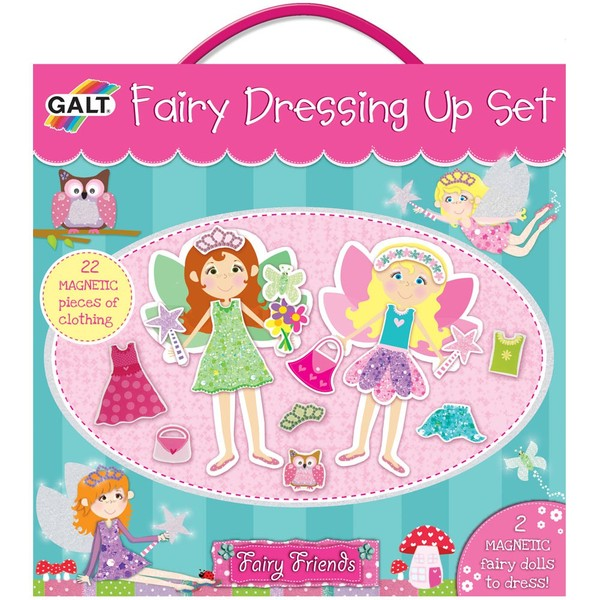 Large galt toys fairy dress up set paper cardboard activity magnetic craft fun junction toy shop crieff perth scotland