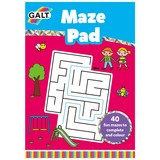 Small galt toys maze pad maze puzzles early writing preschool fine motor fun junction toy shop crieff perth scotland