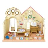Small sylvanian families 5100 forest nursery school building sq