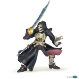 Small papo pirate skull head pirate 38919