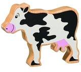 Small lanka kade wooden animal cow