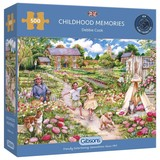 Small a gibsons childhood memories 500pc