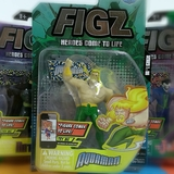 Small aquaman figz action figure augmented reality 3d app figz justice league