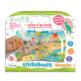 Small stickabouts dinosaurs