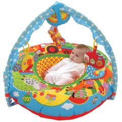 Medium_inflatable_playmat_playnest_baby_gym_head_support_and_mobile_suitable_from_birth_0_months_and_up