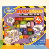 Small pld tf rush hour jr pld tf rush hour junior thinkfun think fun logic puzzle traffic jam for five 5 years to adult  w