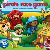 Small pirate race game orchard