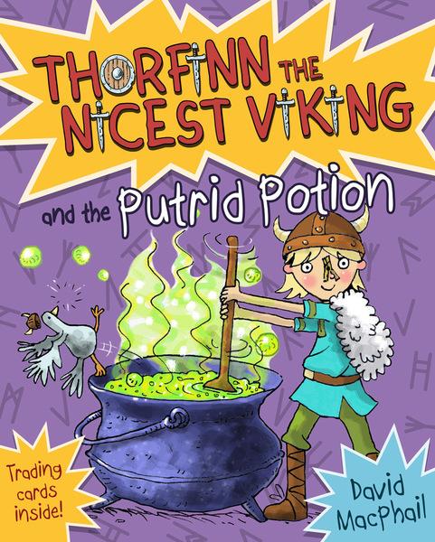 Large thorfinn potion