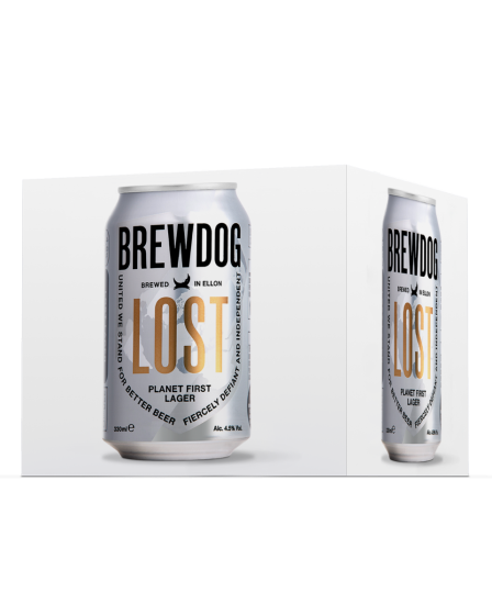 Large bd lost lager 4x