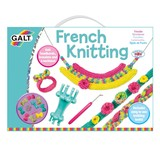 Small galt french knitting