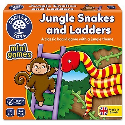 Large orchard toys snakes  ladders