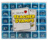 Small teacher stamps