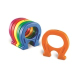 Small learning resources mighty magnet horseshoe