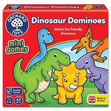 Small orchard toys dinosaur dominoes