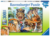Small ravensburger fun junction toy shop perth crieff perthshire scotland puzzle delighted dinos dinosaur jigsaw 4005556132461