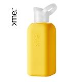 Small yellow bottle