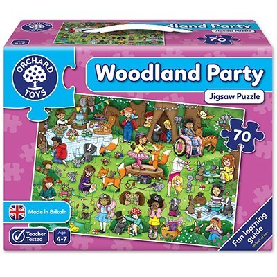 Large or woodland party